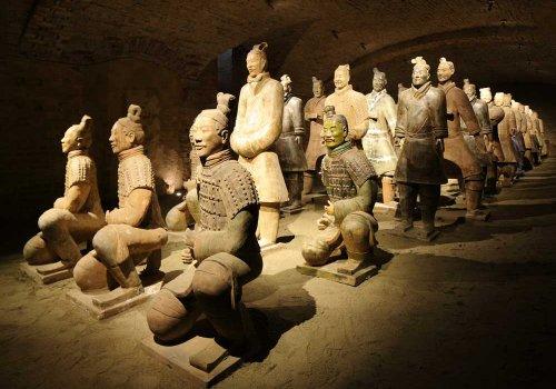Guerrieri Xi'an